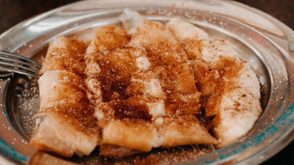 Rezept für Bougatsa, dem griechischen Süßspeisen Klassiker
