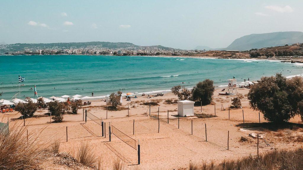 Alle Infos zum Strand von Chrissi Akti