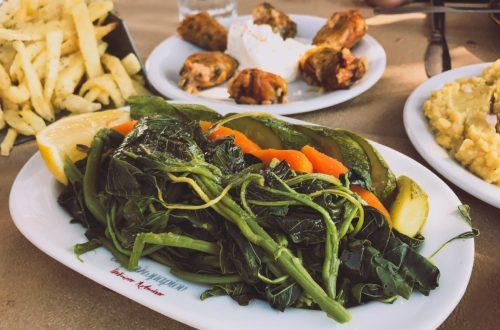 Blogpost Vegetarisch Essen auf Kreta