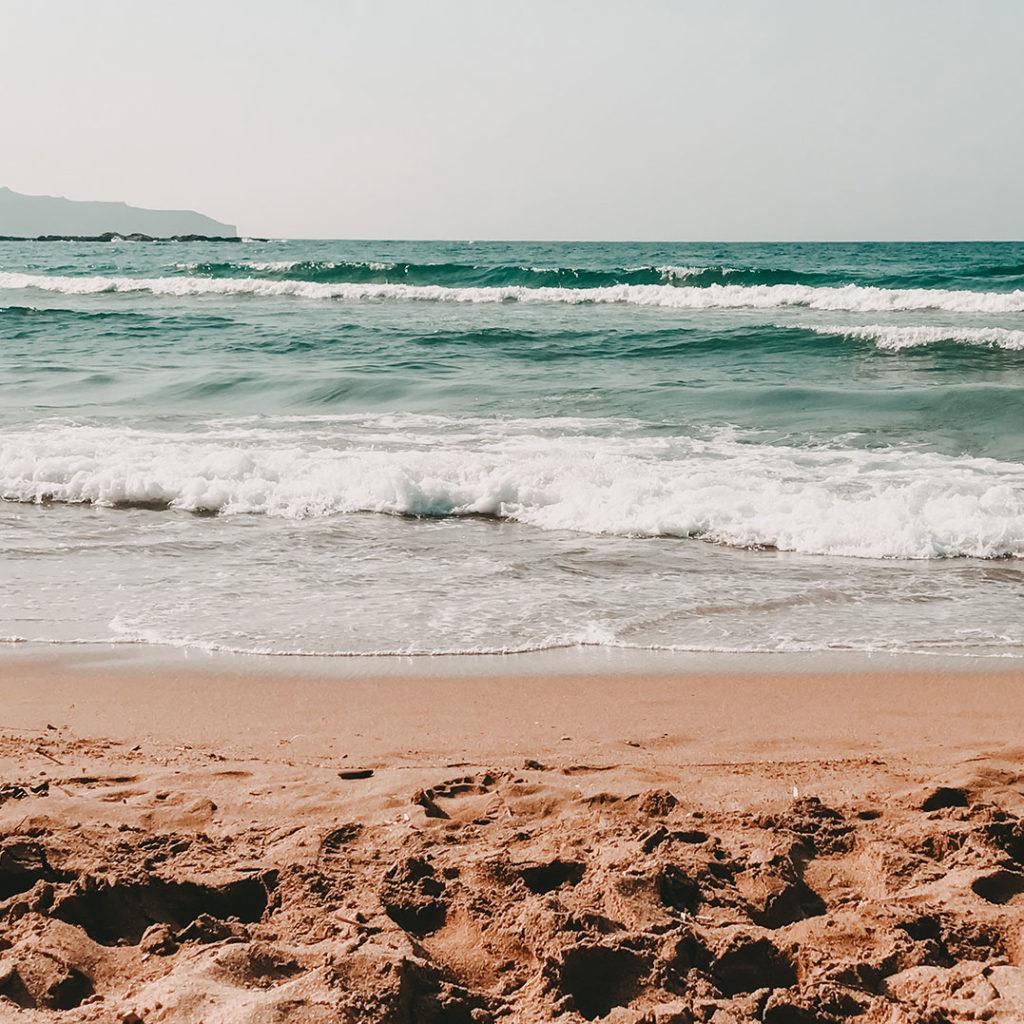 Chrissi Akti Beach