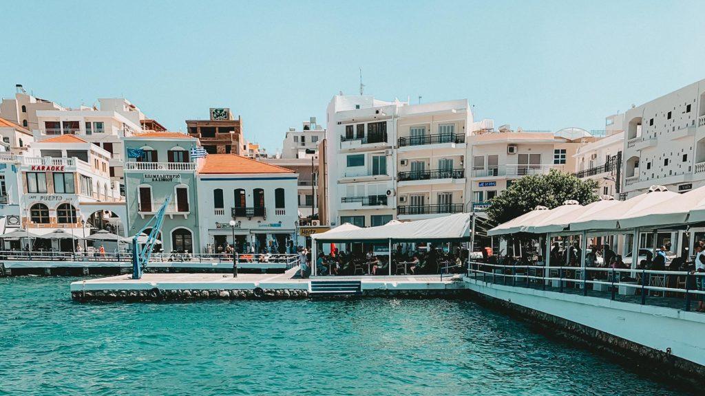 Voulismeni See in Agios Nikolaos