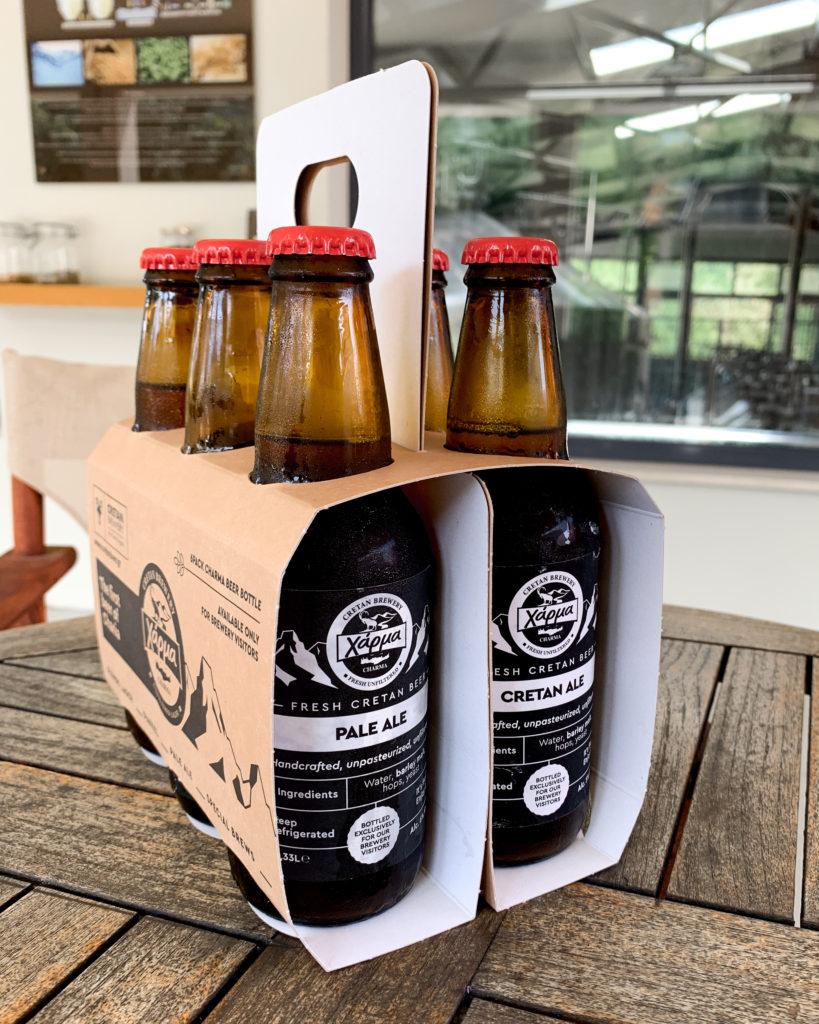 Ein Sechserträger Bier