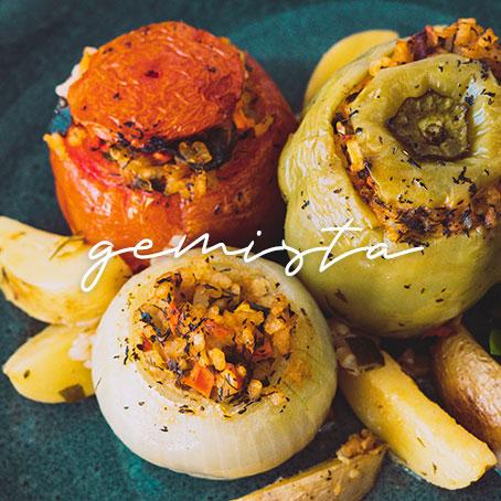 Rezeptbild für gefülltes Gemüse, Gemista